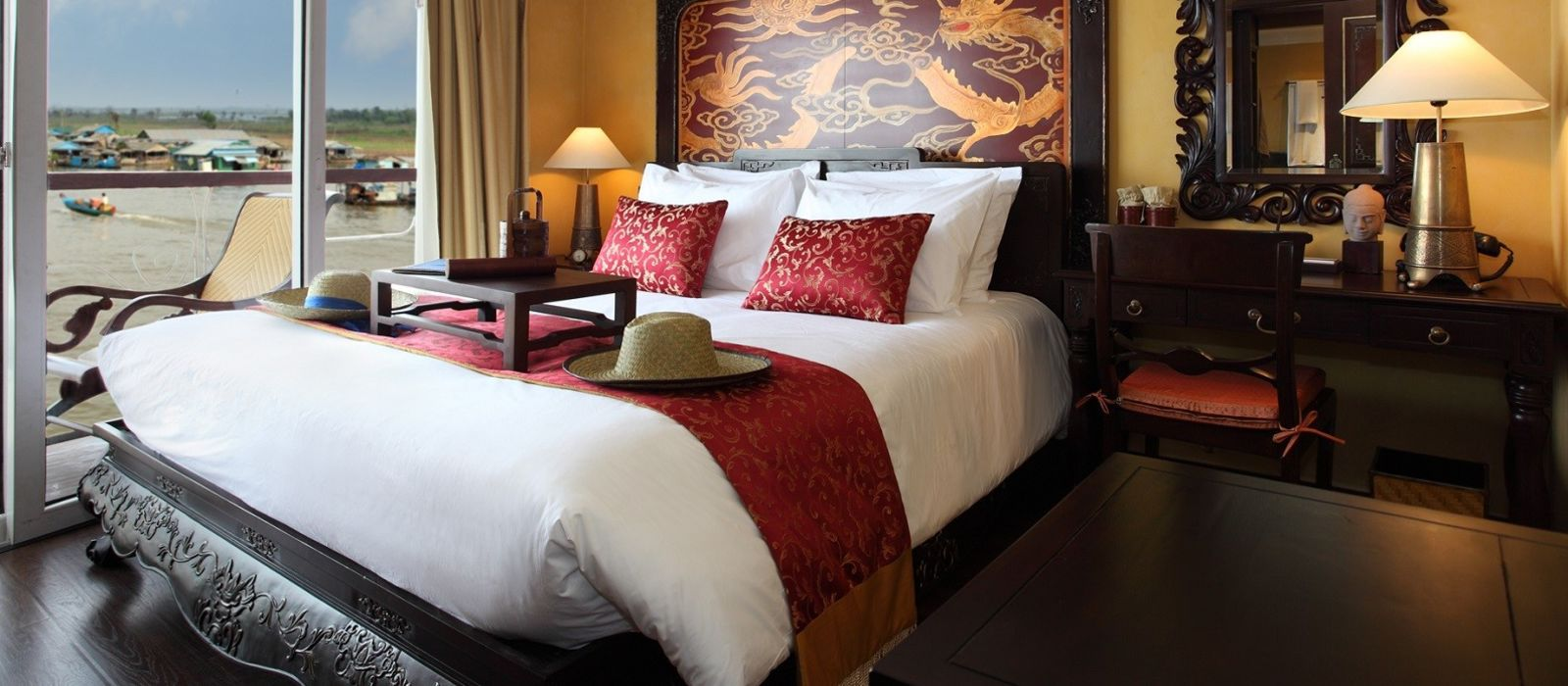 Hotel The Jayavarman Cruise Vietnam