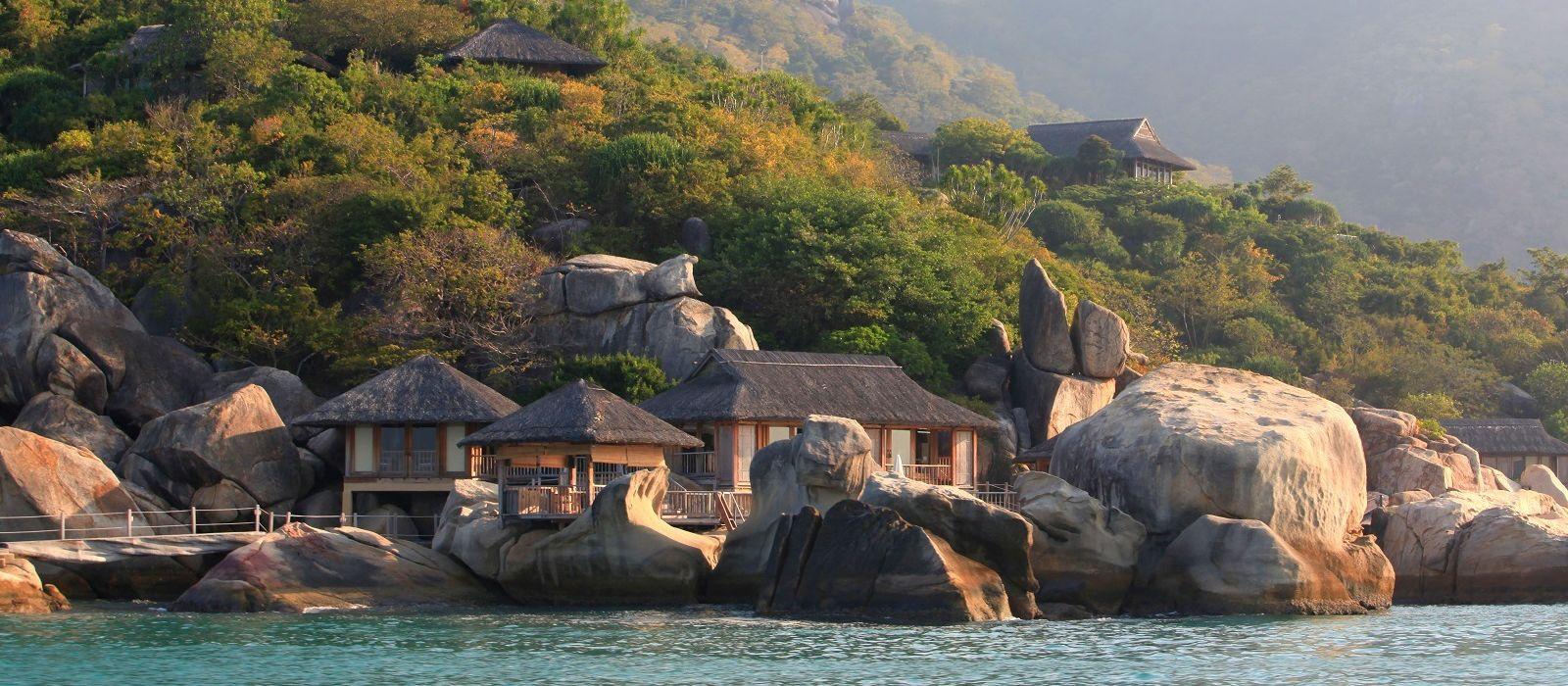 Hotel Six Senses Ninh Van Resort (Nha Trang) Vietnam