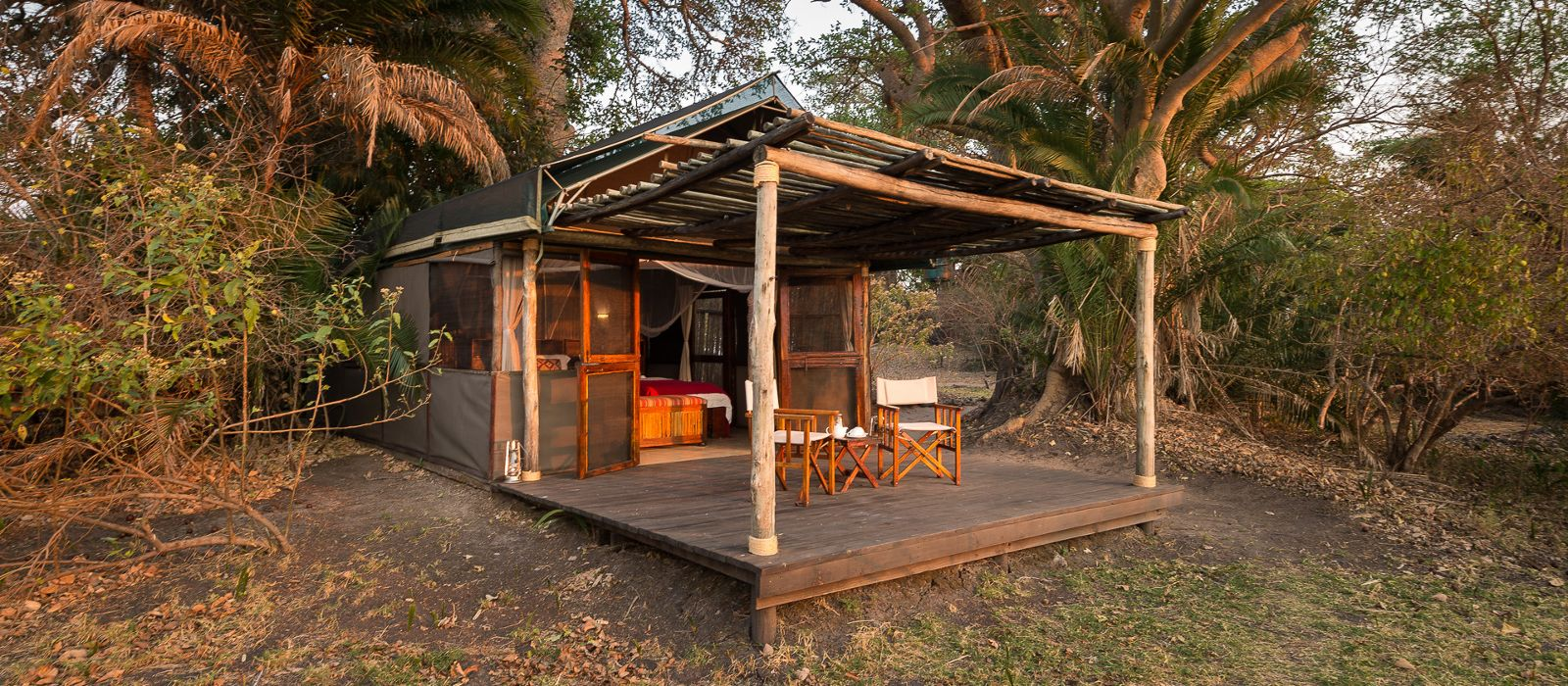 Hotel Busanga Bush Camp Zambia