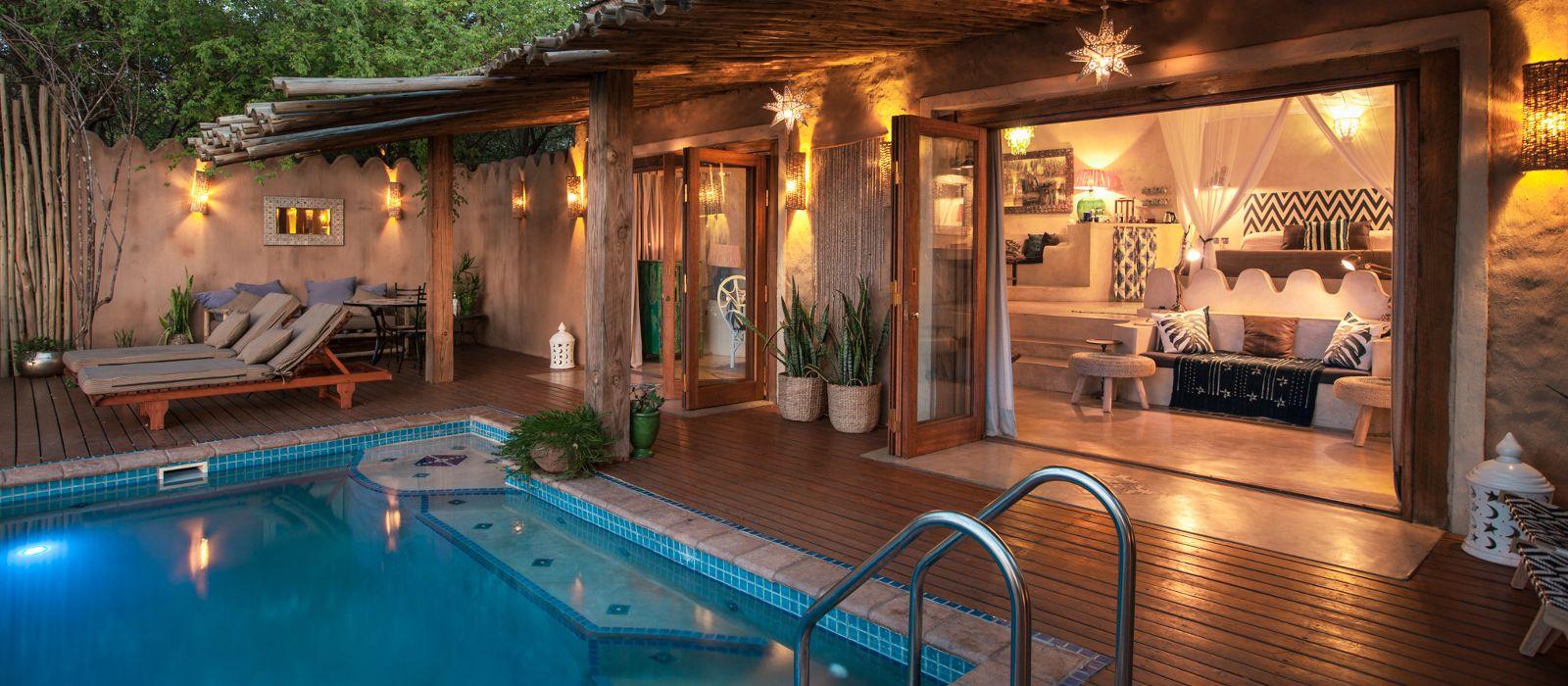 Hotel Tongabezi Lodge Zambia