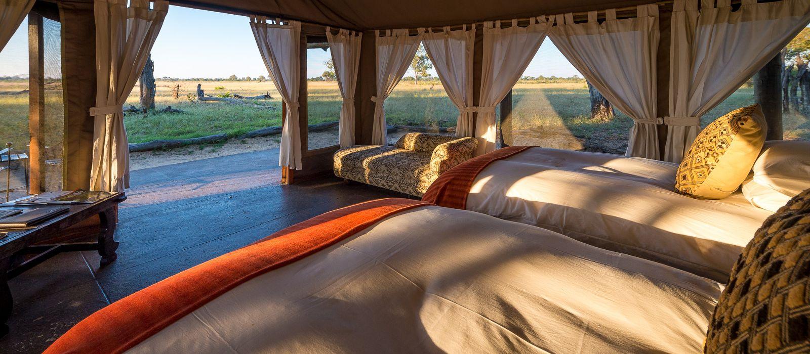 Hotel Davison's Camp Zimbabwe