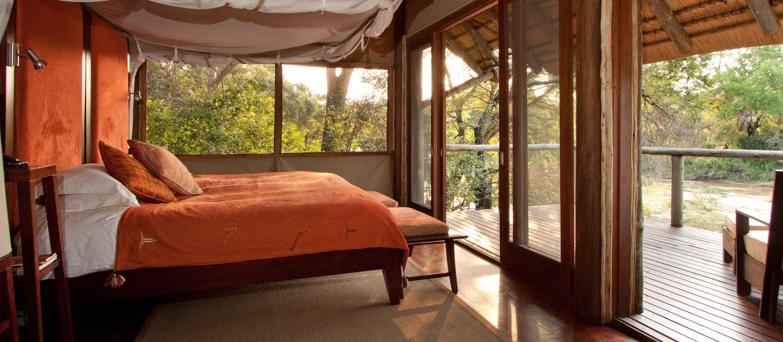 Hotel Rhino Safari Camp Simbabwe
