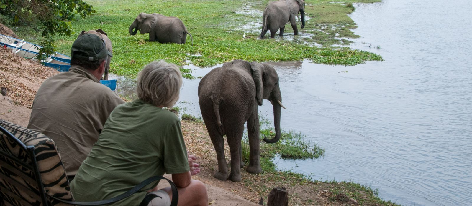 Hotel Goliath Safaris Tented Camp (Mana Pools) Simbabwe