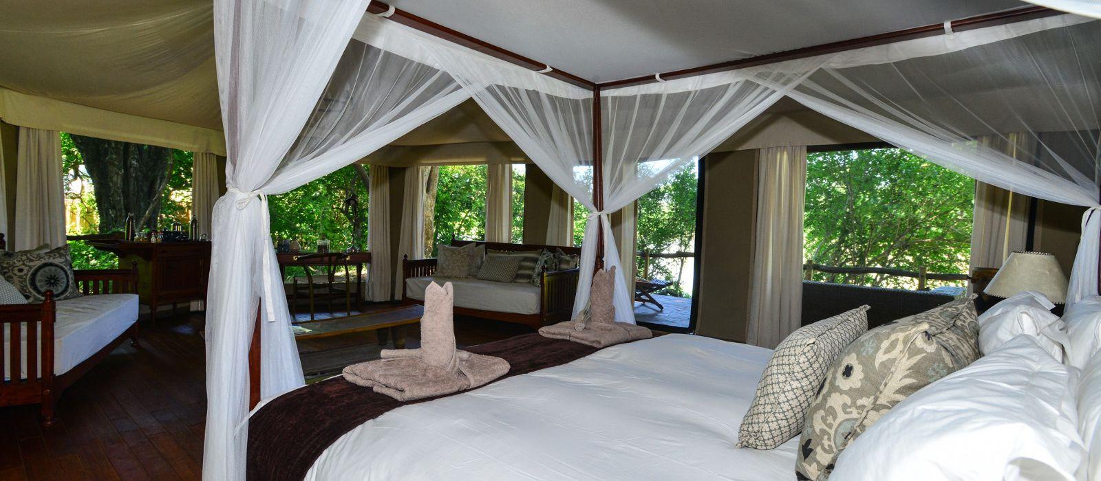 Hotel Kanga Camp Zimbabwe