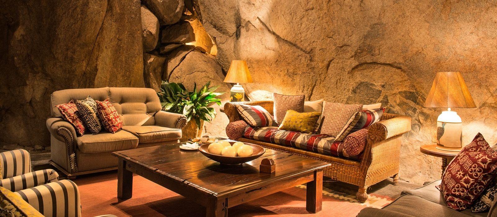 Hotel Camp Amalinda Simbabwe