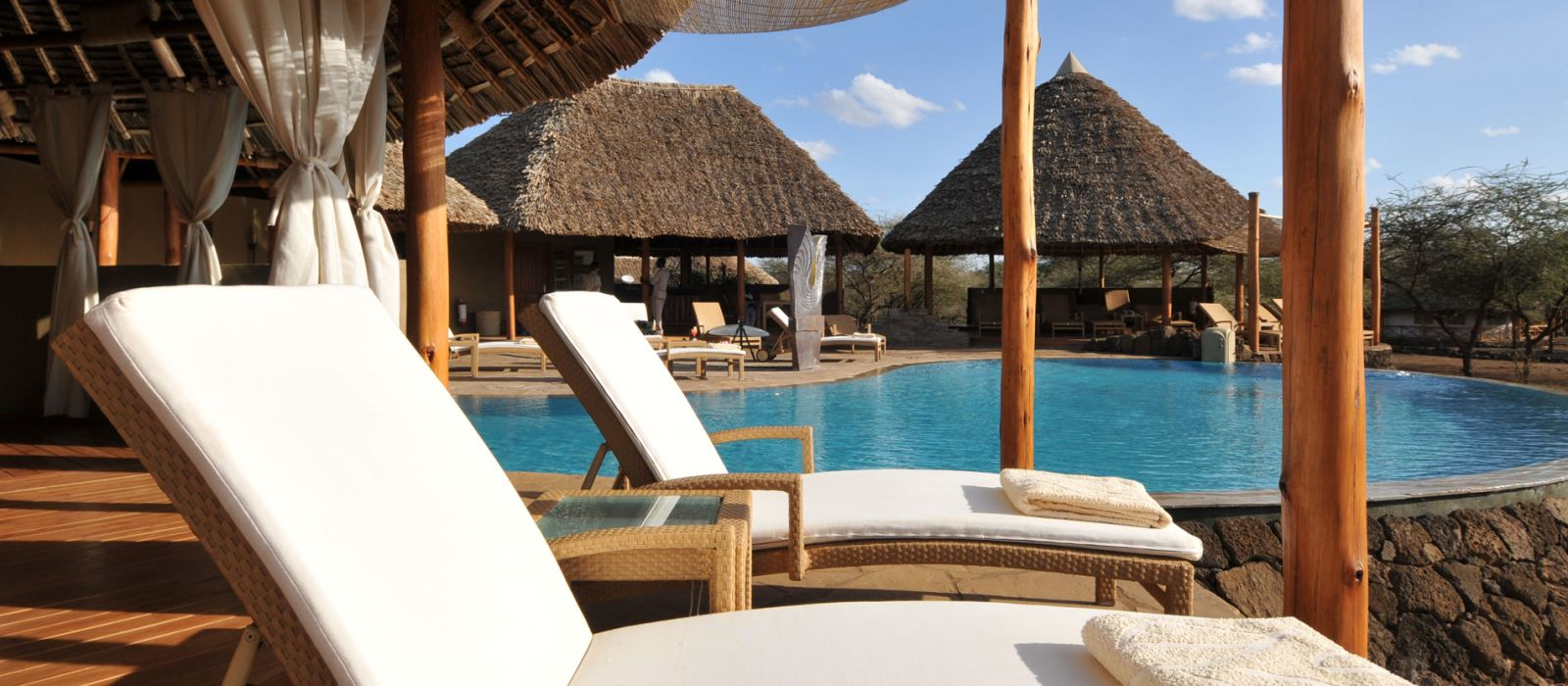 Hotel Severin Safari Camp Kenia
