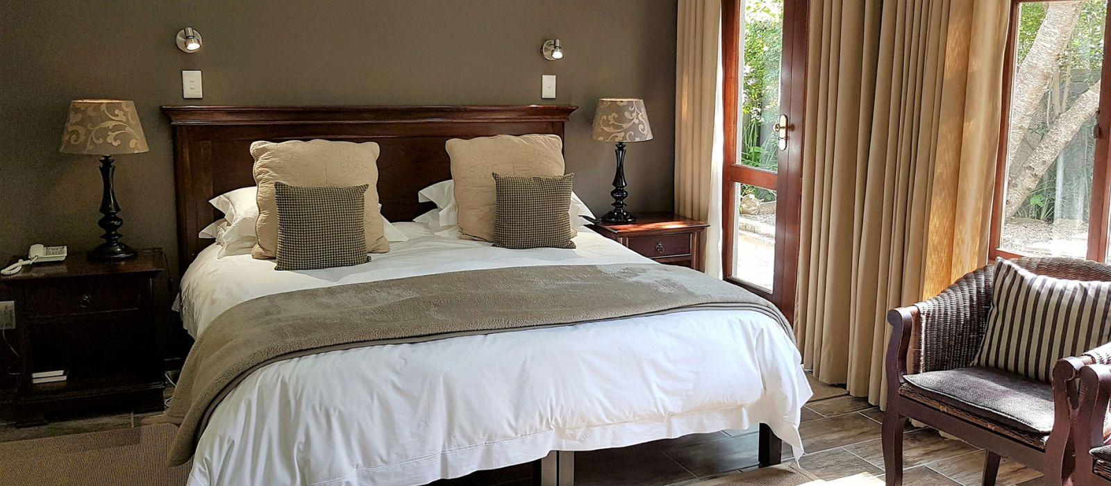 Hotel Wilderness Manor Südafrika