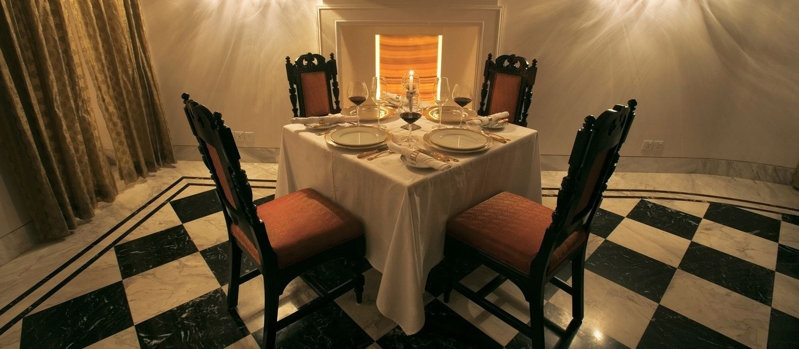 Hotel Nadesar Palace Nordindien