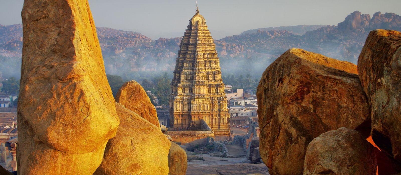 Luxuriöse Südindien Reise – Höhepunkte neu entdeckt Urlaub 1