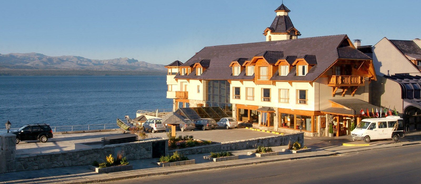 Hotel Cacique Inacayal Argentinien