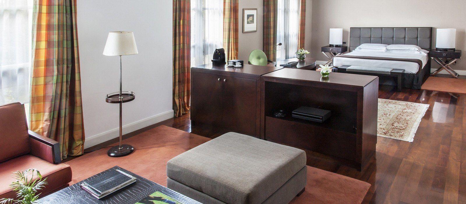 Hotel Palacio Duhau – Park Hyatt Argentinien