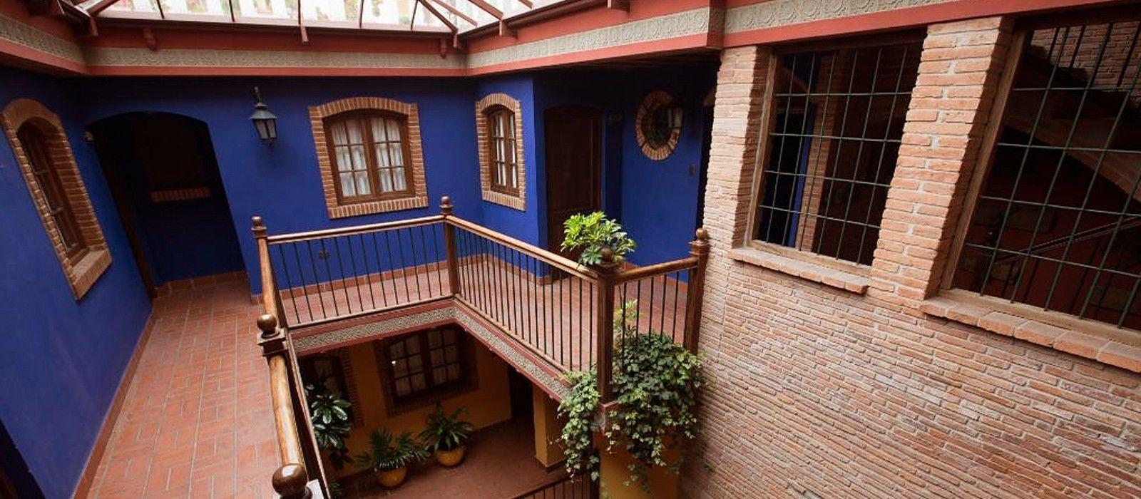 Hotel La Casona Boutique  Bolivia