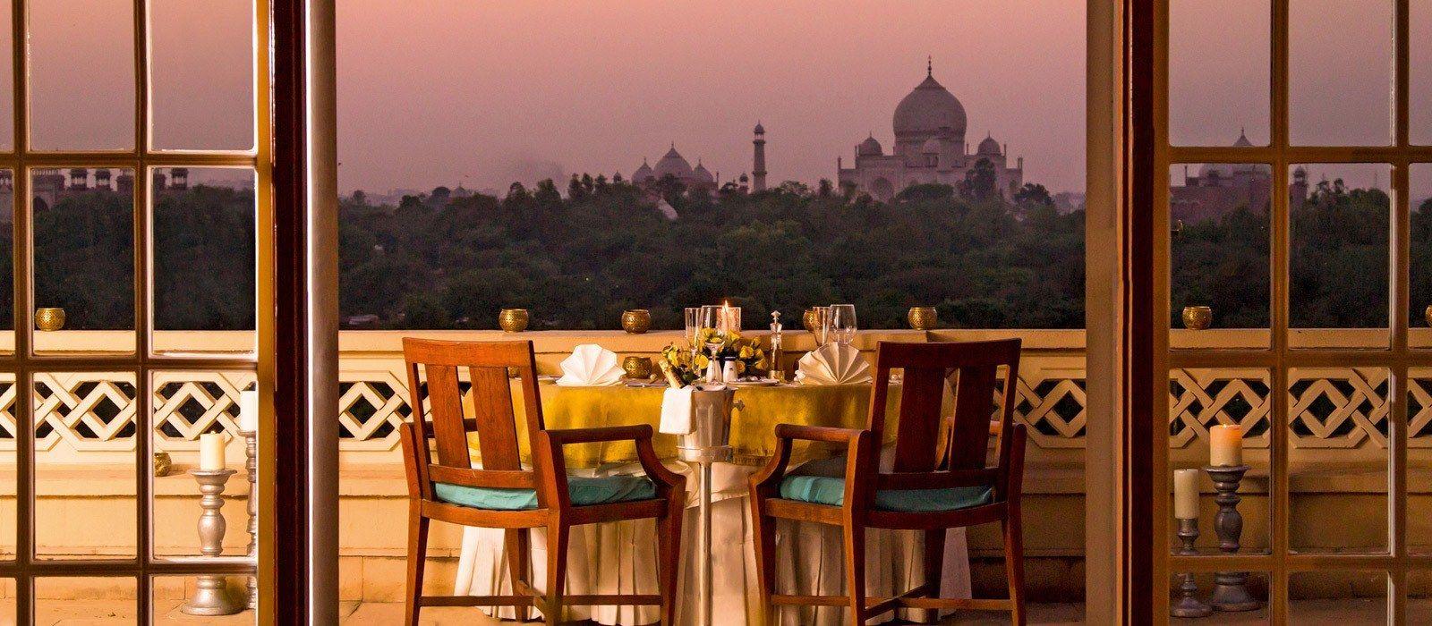 Luxus pur im Land der Maharadschas: Nordindien entdecken mit Oberoi Hotels Urlaub 1