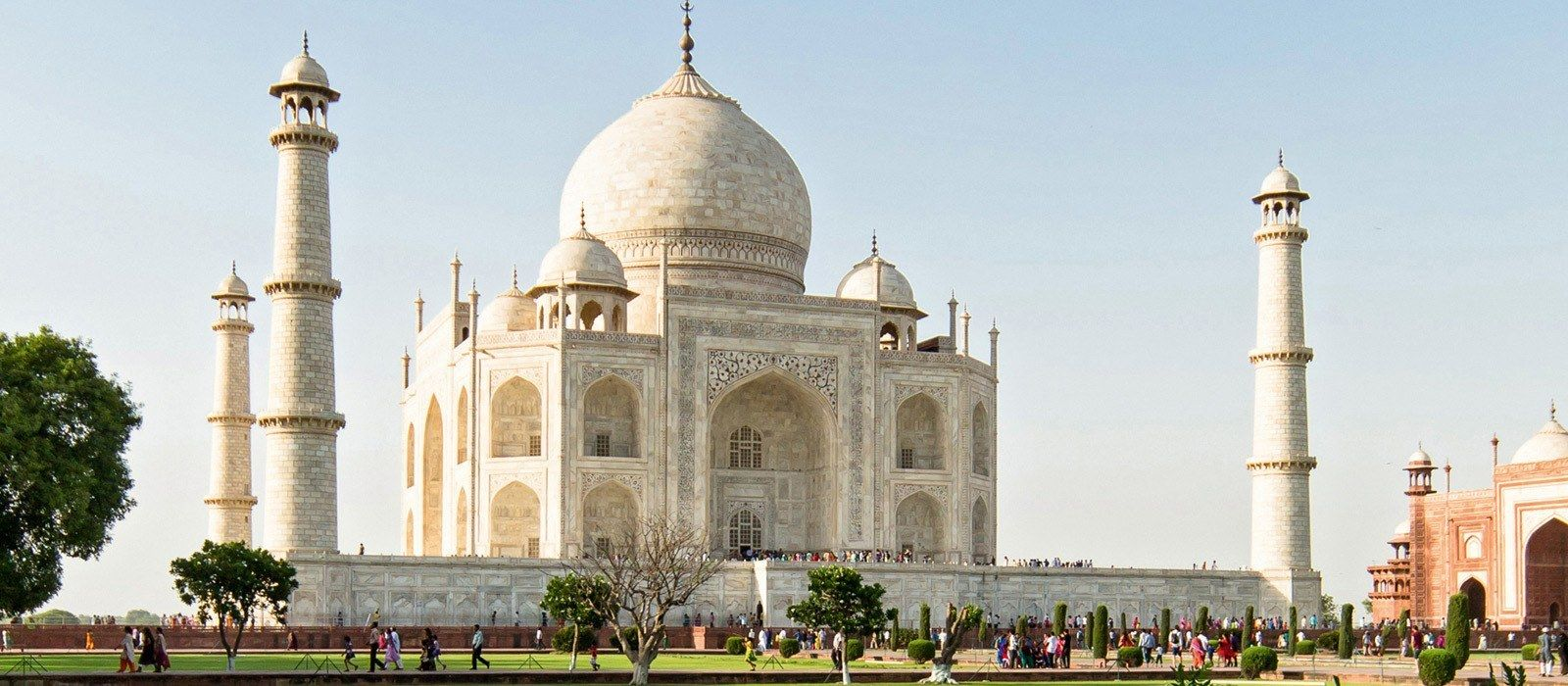Luxus pur im Land der Maharadschas: Nordindien entdecken mit Oberoi Hotels Urlaub 3