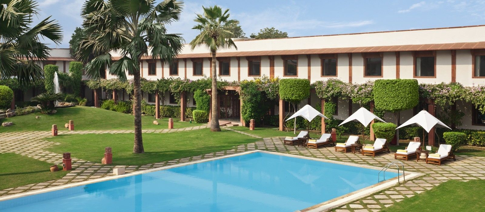 Hotel The Trident Agra Nordindien