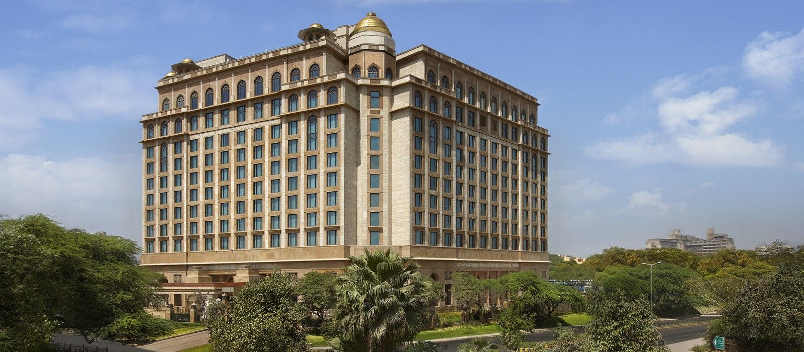 Hotel The Leela Palace New Delhi Nordindien