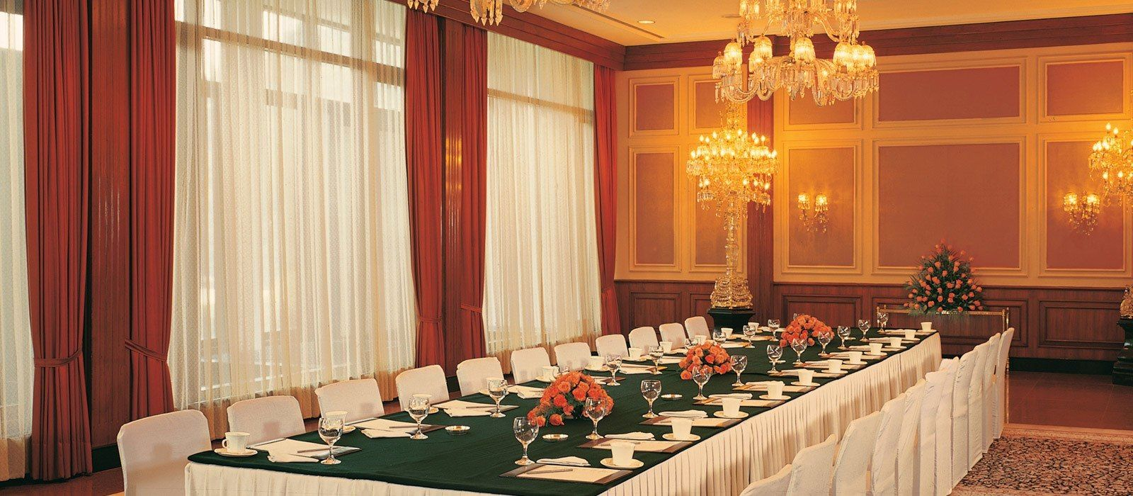 Hotel Imperial New Delhi Address