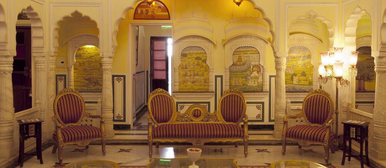 Hotel Shahpura House North India