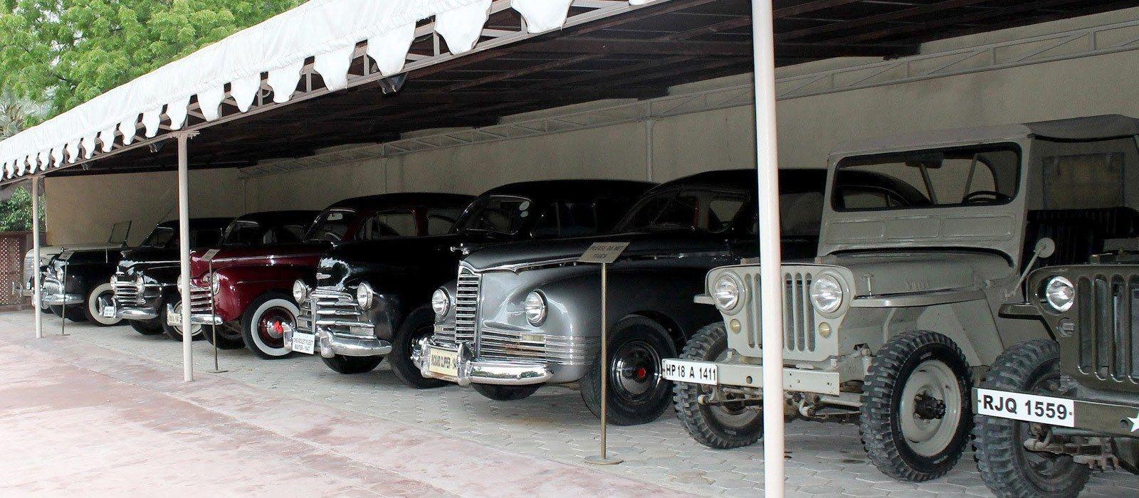 Hotel Ajit Bhawan Palace North India
