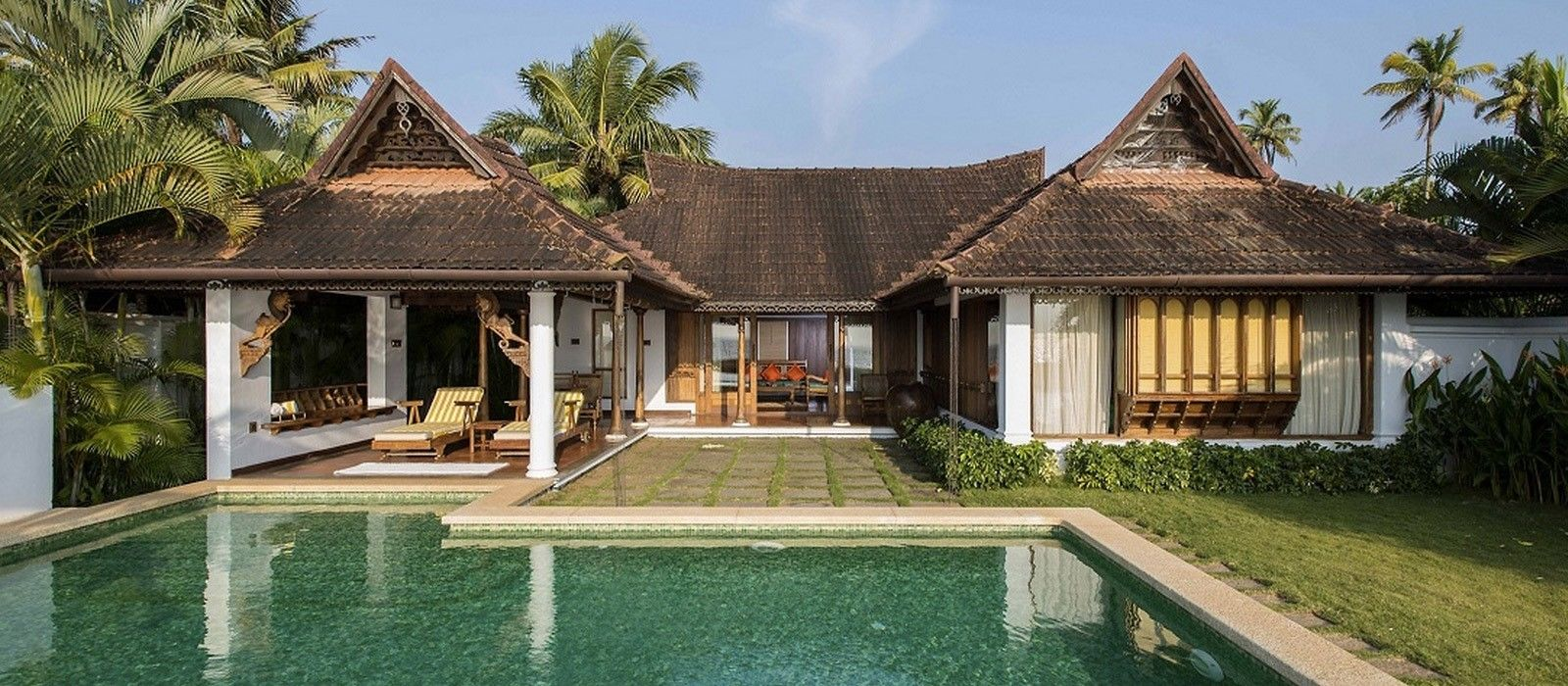 Hotel Kumarakom Lake Resort Südindien