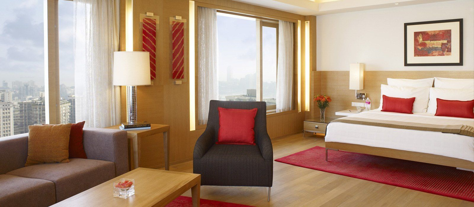 Hotel The Trident Nariman Point Central & West India