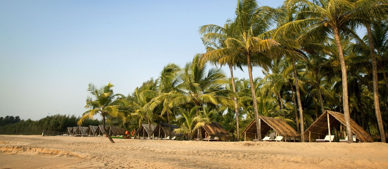 Hotel Nattika Beach Resort Südindien