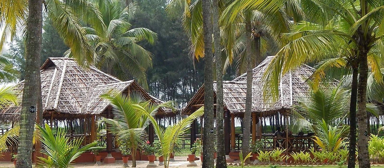 Hotel Nattika Beach Resort South India