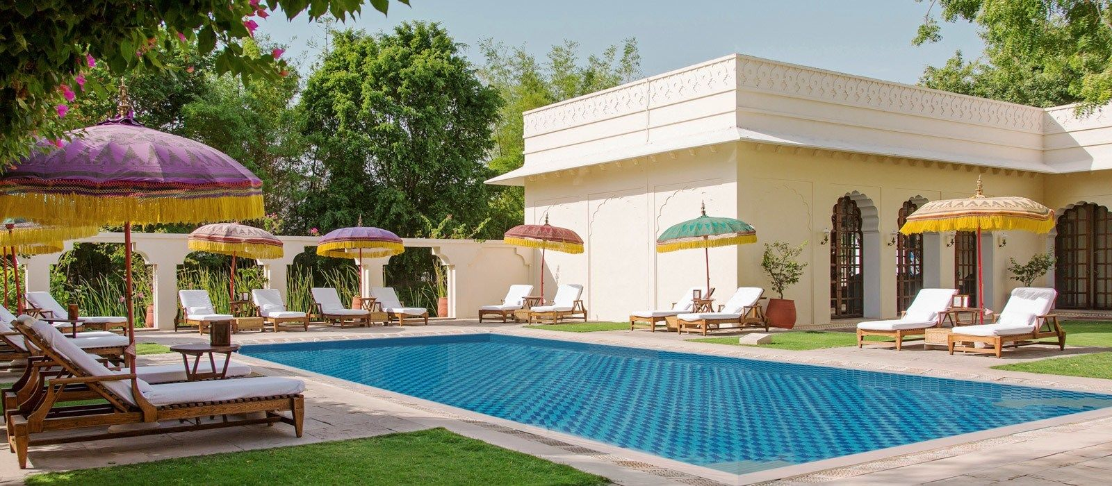Hotel The Oberoi Vanyavilas North India