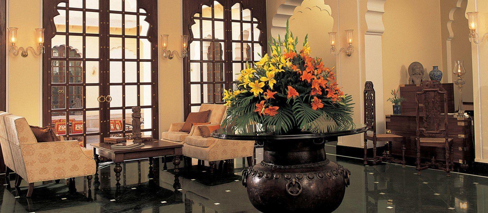 Hotel The Oberoi Vanyavilas Wildlife Resort North India