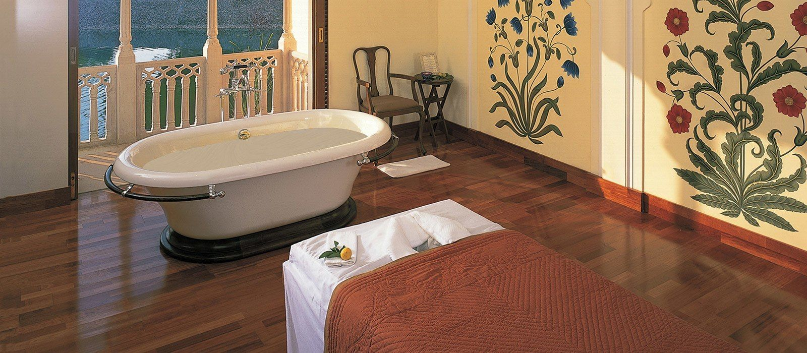 Hotel The Oberoi Vanyavilas Nordindien
