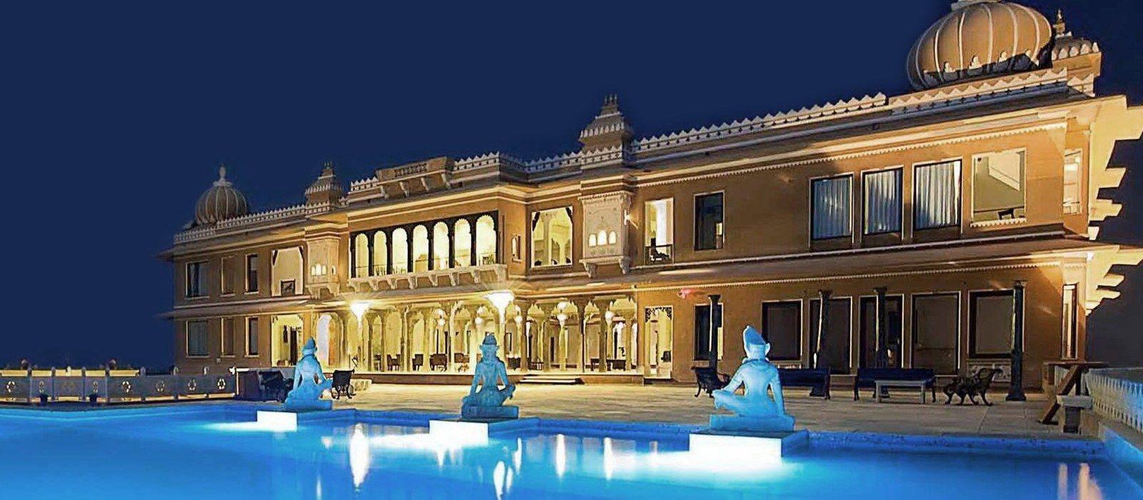 Hotel Fateh Niwas North India