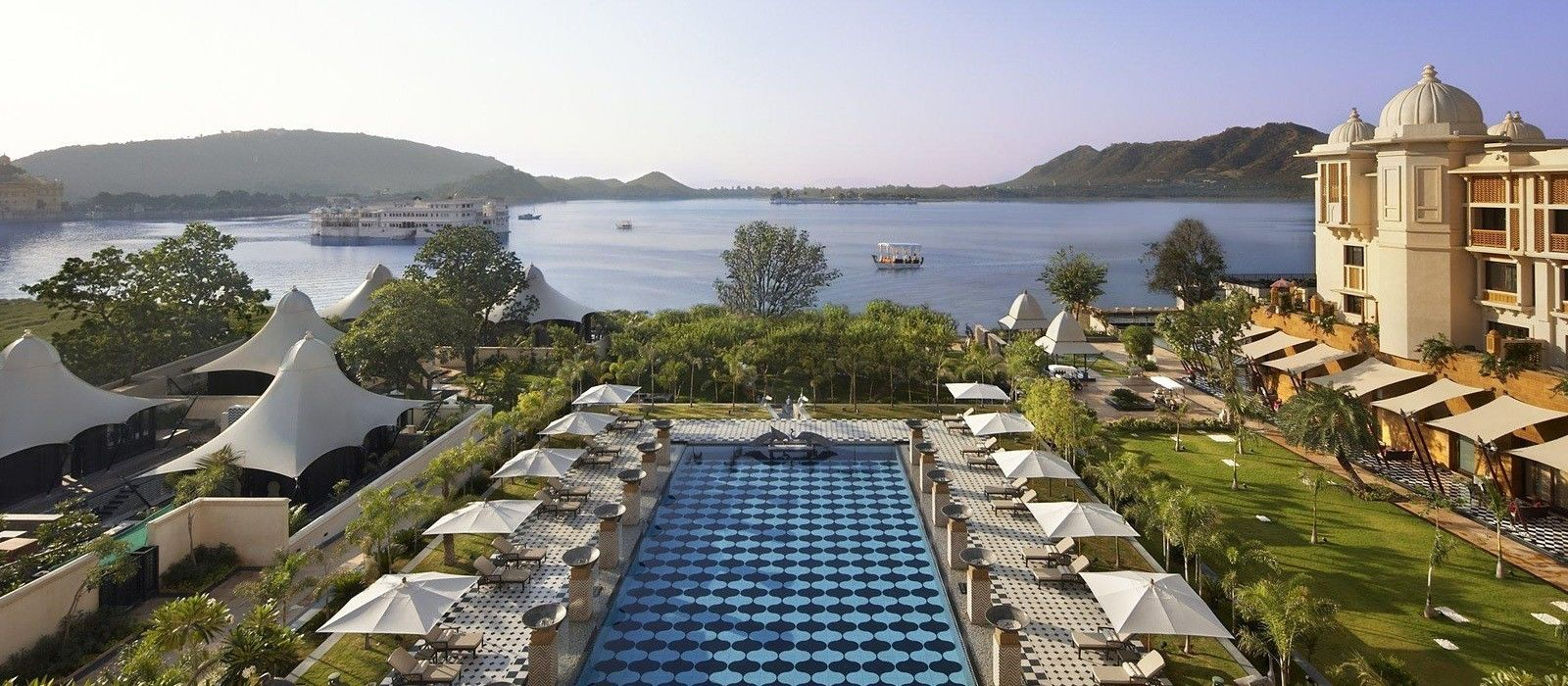 Hotel The Leela Palace Udaipur North India