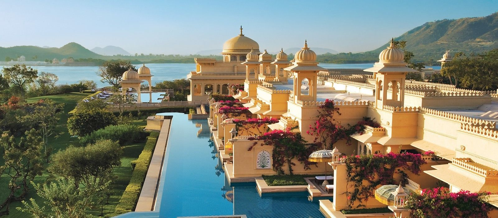 Hotel The Oberoi Udaivilas North India
