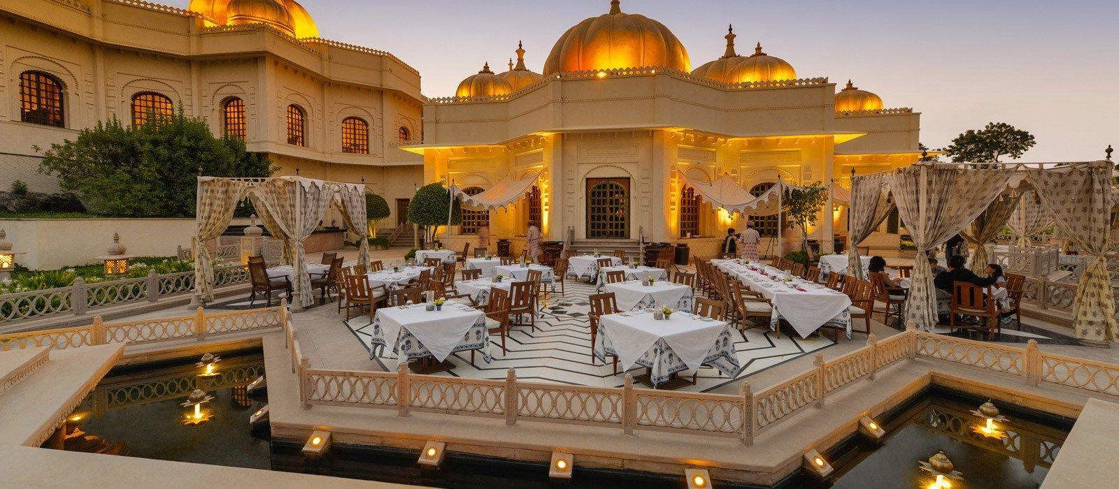 Luxus pur im Land der Maharadschas: Nordindien entdecken mit Oberoi Hotels Urlaub 4