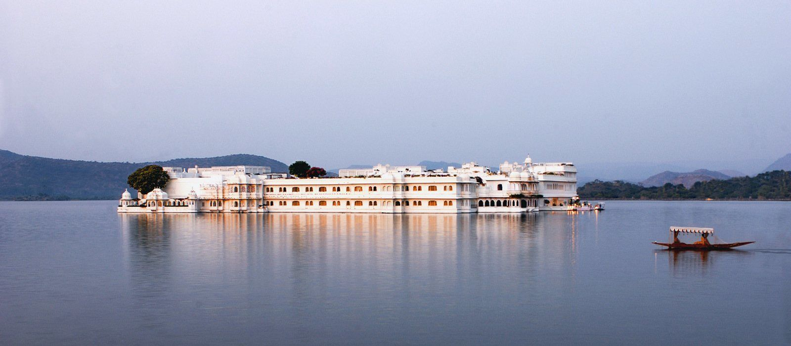 Hotel Taj Lake Palace Nordindien