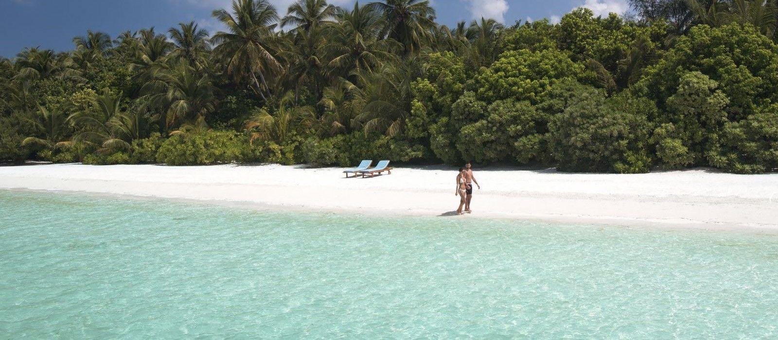 Hotel Medhufushi Island Resort Maldives