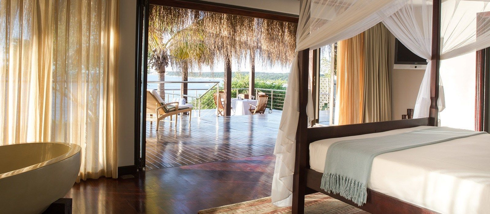 Hotel Anantara Bazaruto Resort & Spa Mozambique