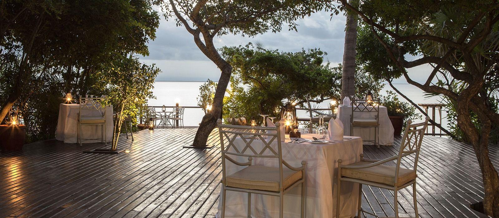 Hotel Anantara Bazaruto Island Resort & Spa Mosambik