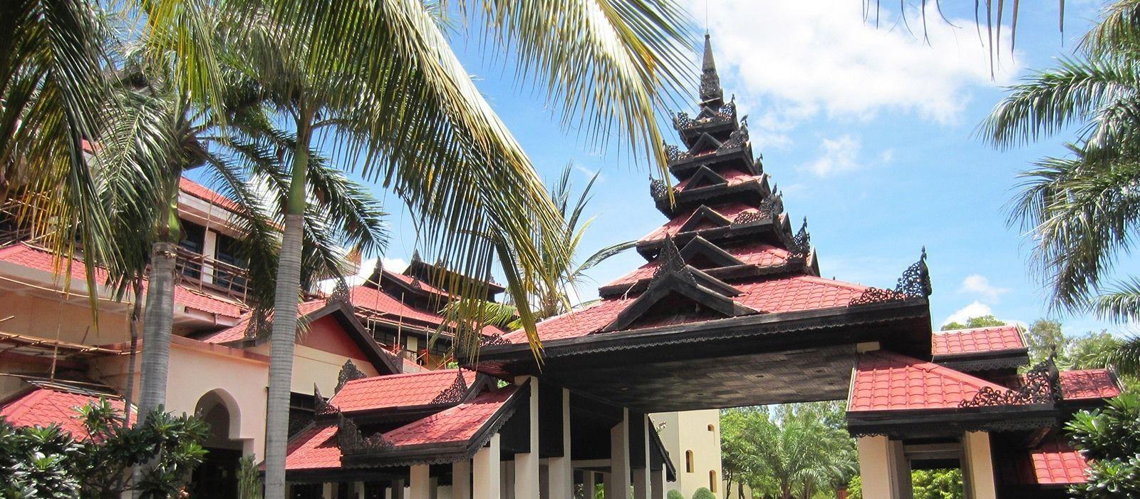 Hotel Amazing Bagan  Myanmar