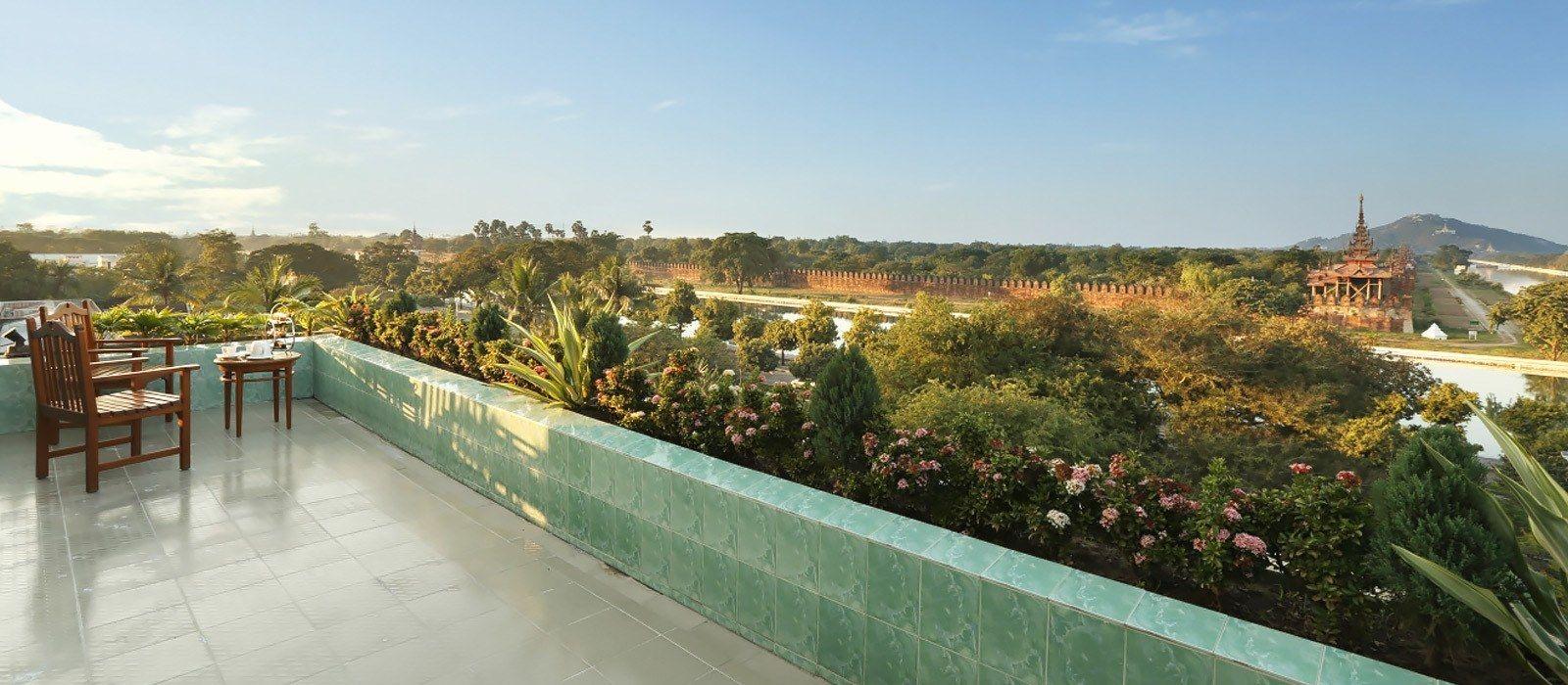 Hotel Sedona  (Mandalay) Myanmar