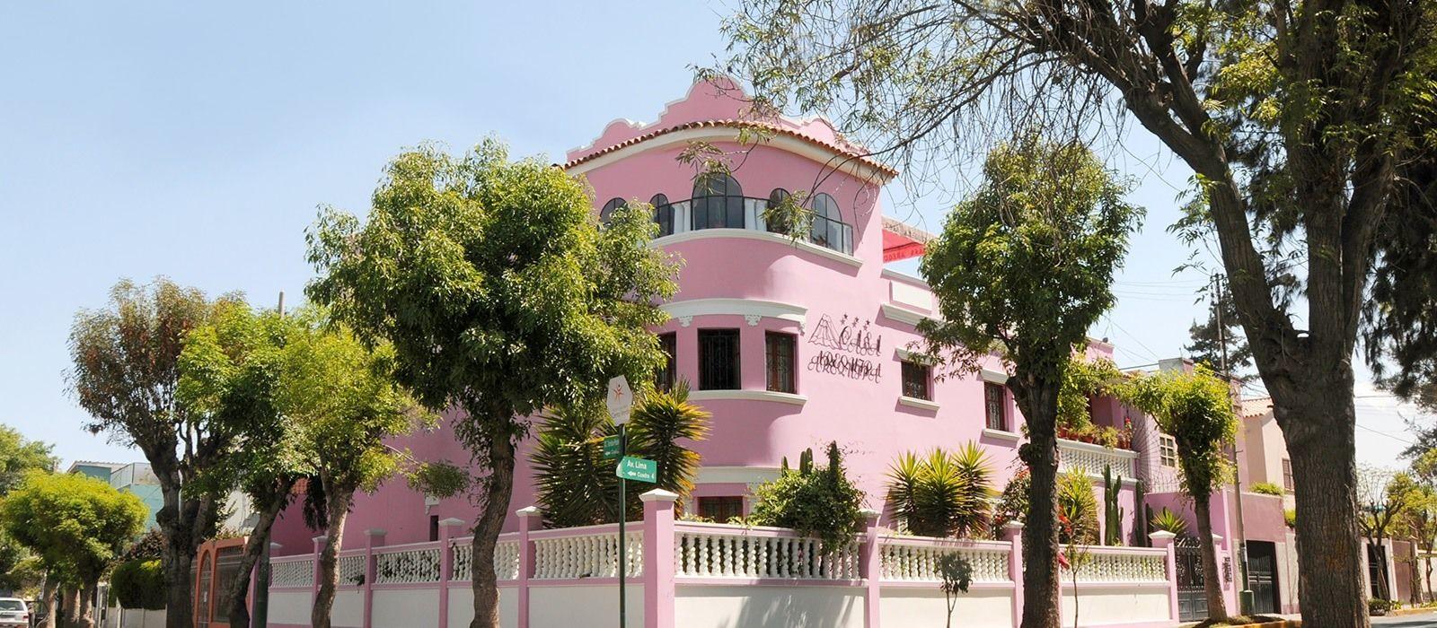 Hotel Casa Arequipa Peru