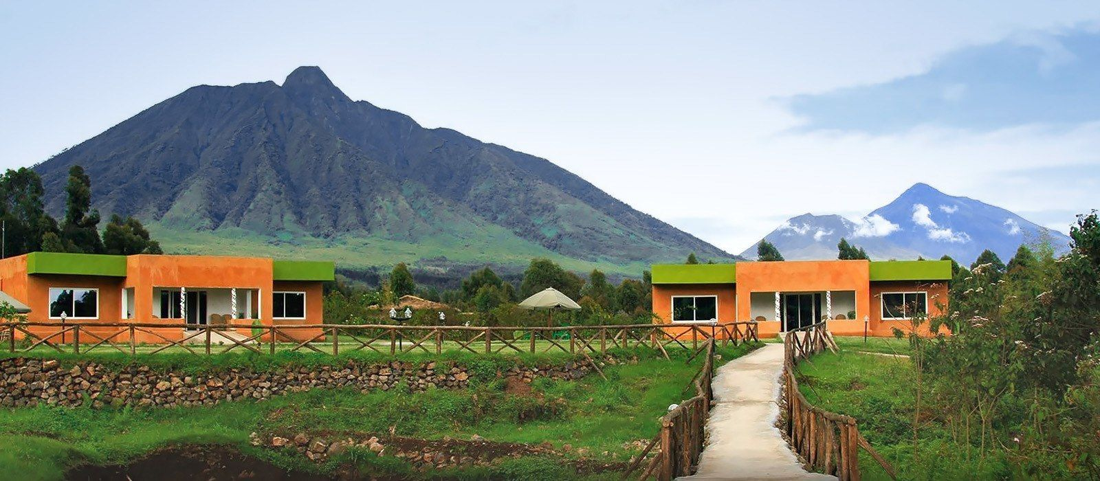 Hotel Mountain Gorilla View Rwanda