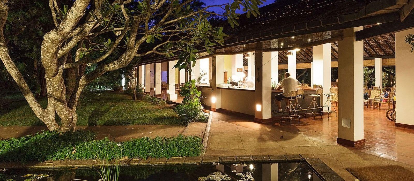 Hotel Sigiriya Village Sri Lanka