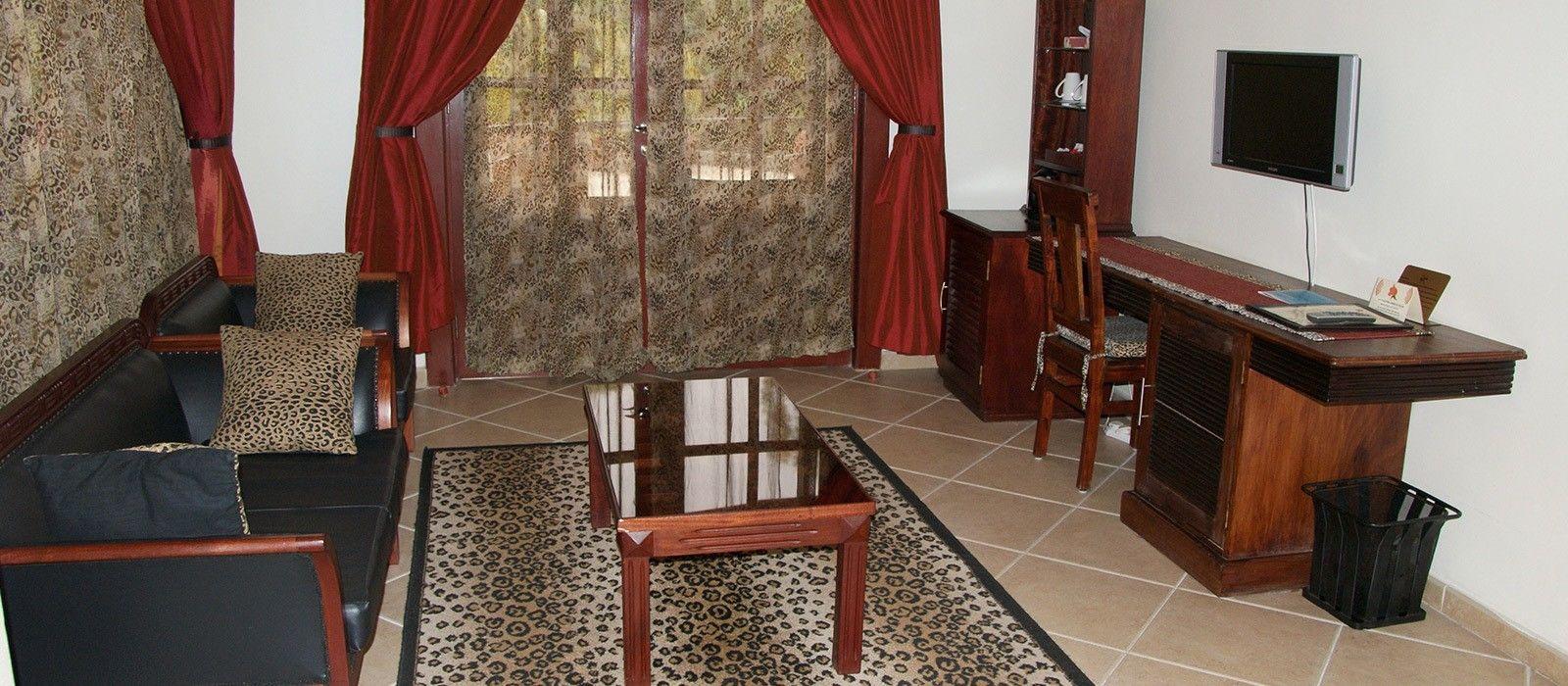 Hotel The African Tulip Tansania