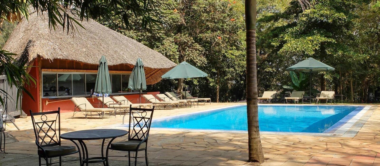 Hotel Ngorongoro Farm House Tanzania