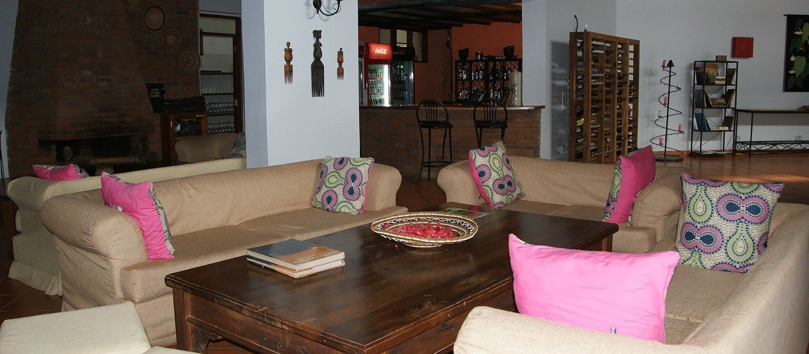 Hotel Tloma Lodge Tansania