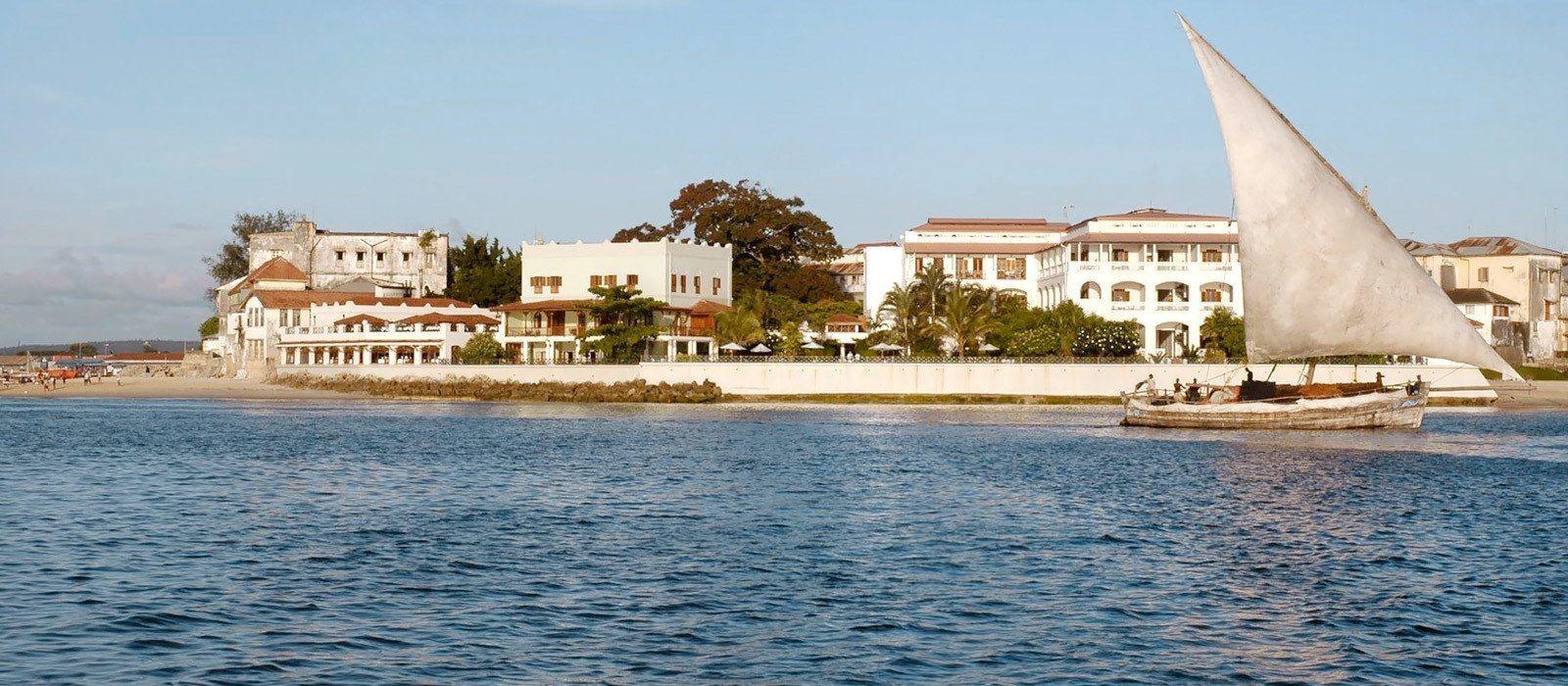 Hotel Zanzibar Serena Inn Tansania