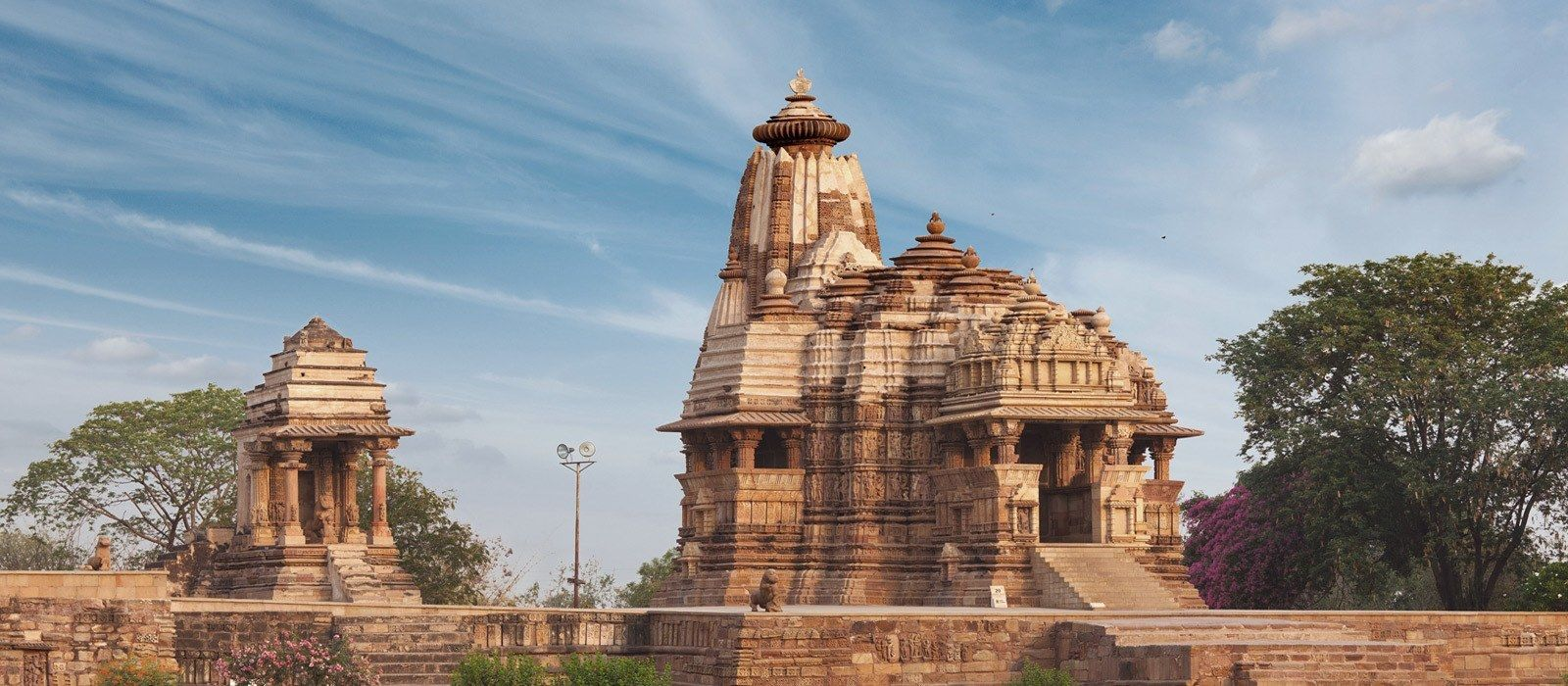 Destination Khajuraho North India