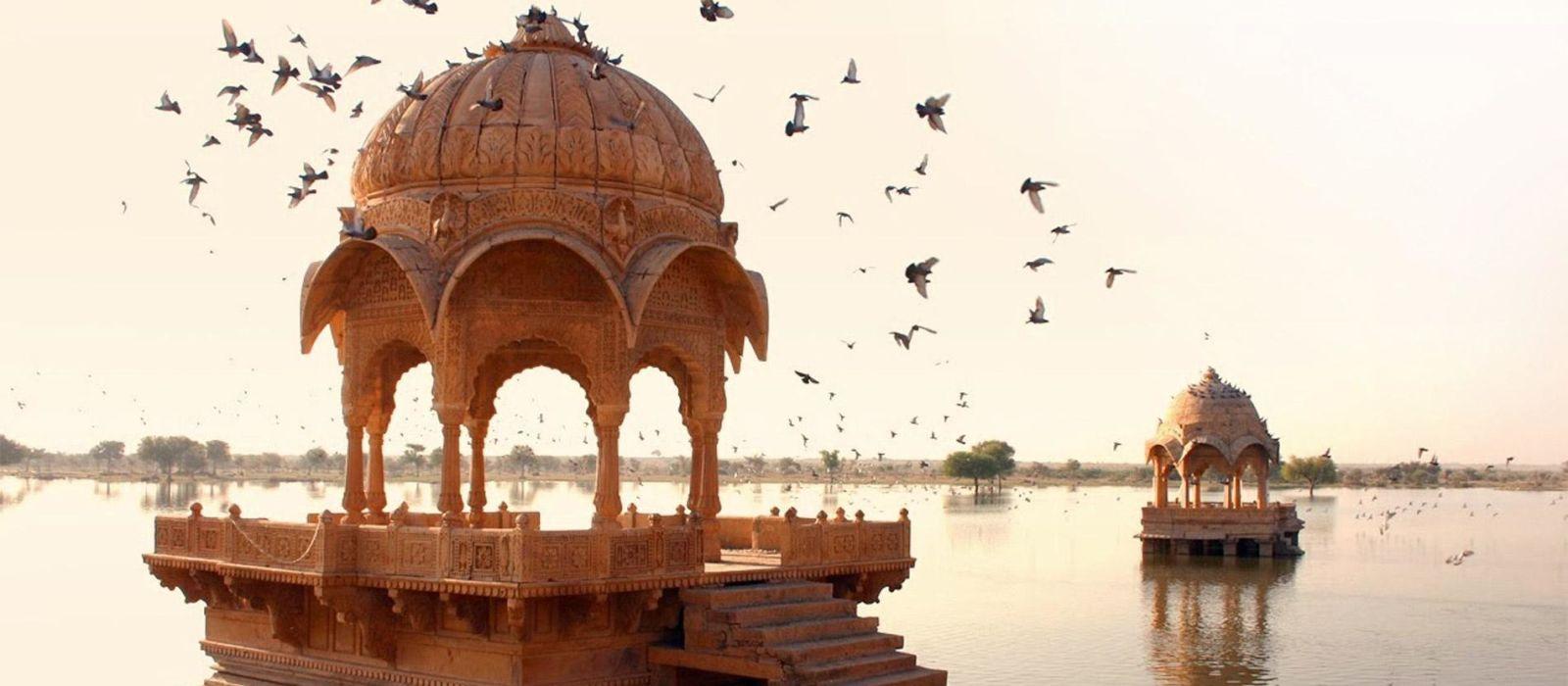 Destination Jaisalmer North India