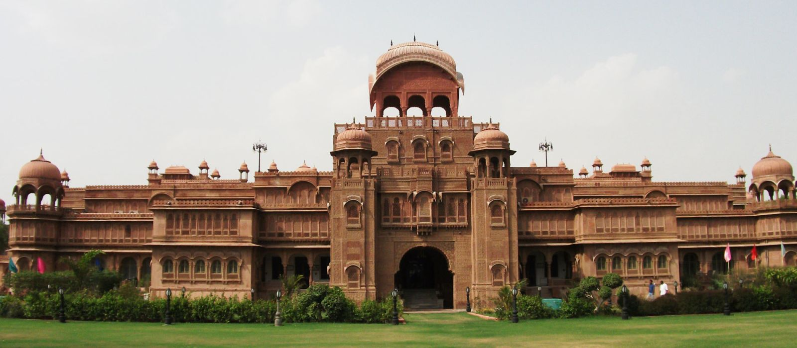 Hotel Laxmi Niwas Palace Nordindien